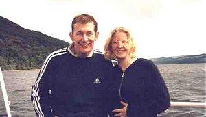 Chris and Melissa